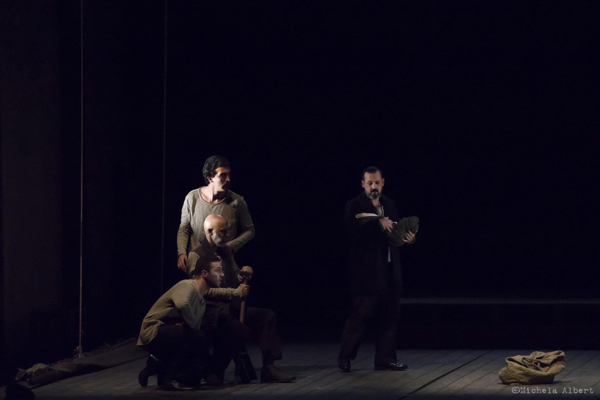Enea;Teatro Carcano; Milano